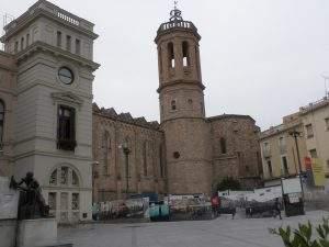Iglesia de Sant Agustí (Padres Escolapios) (Sabadell)