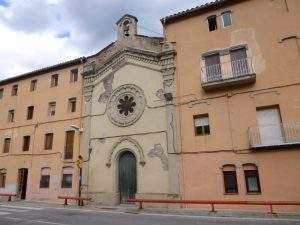 Iglesia de Sant Antoni de Pàdua (Colònia Estabanell) (Camprodon)
