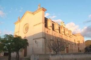 Iglesia de Sant Antoni (Es Carritxó) (Felanitx)