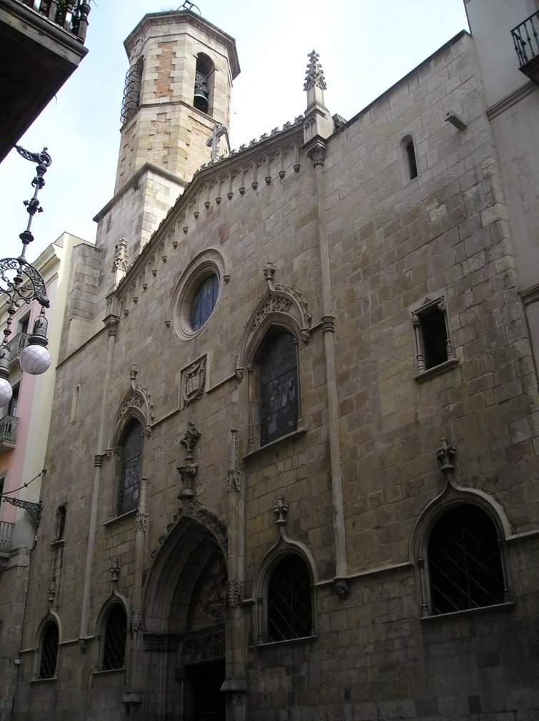 iglesia de sant bartomeu apostol masarbones