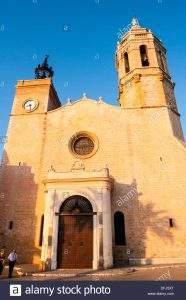 iglesia de sant bartomeu llaers