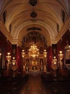 iglesia de sant bonaventura franciscans vilanova i la geltru