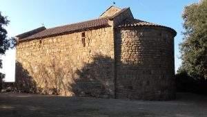 iglesia de sant cebria de cabanyes sant fost de campsentelles