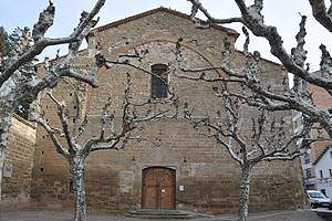 Iglesia de Sant Domènec (Balaguer)