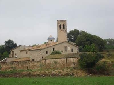 iglesia de sant esteve de palaudaries llica damunt