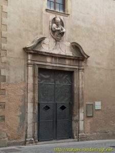 iglesia de sant felip neri vic
