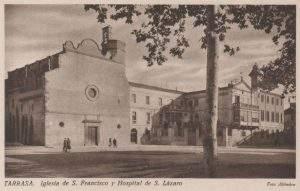 Iglesia de Sant Francesc (Hospital de Sant Llàtzer) (Terrassa)