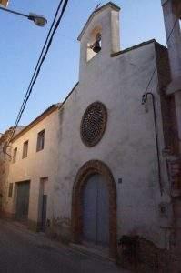iglesia de sant fructuos les gunyoles