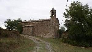 Iglesia de Sant Genís del Pi (Sant Agustí de Lluçanès)