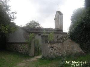 Iglesia de Sant Iscle i Santa Victòria de les Feixes (Cerdanyola del Vallès)