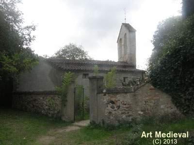 iglesia de sant iscle i santa victoria de les feixes cerdanyola del valles