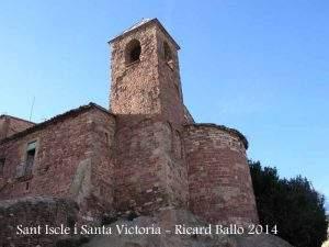 Iglesia de Sant Iscle i Santa Victòria (Pineda de Bages) (Sant Fruitós de Bages)