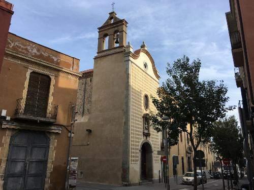 iglesia de sant jaume i de santa magdalena de lhospital mataro