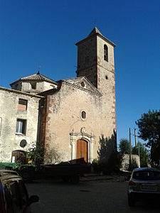 iglesia de sant joan baptista larbocet