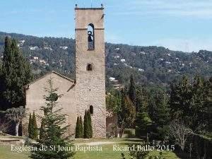 Iglesia de Sant Joan Baptista (Matadepera)