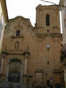 iglesia de sant joan baptista torreblanca el tossal
