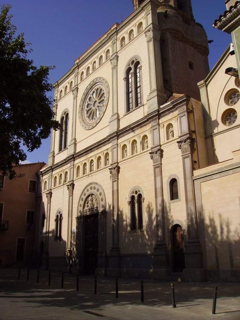 iglesia de sant joan bosco mataro