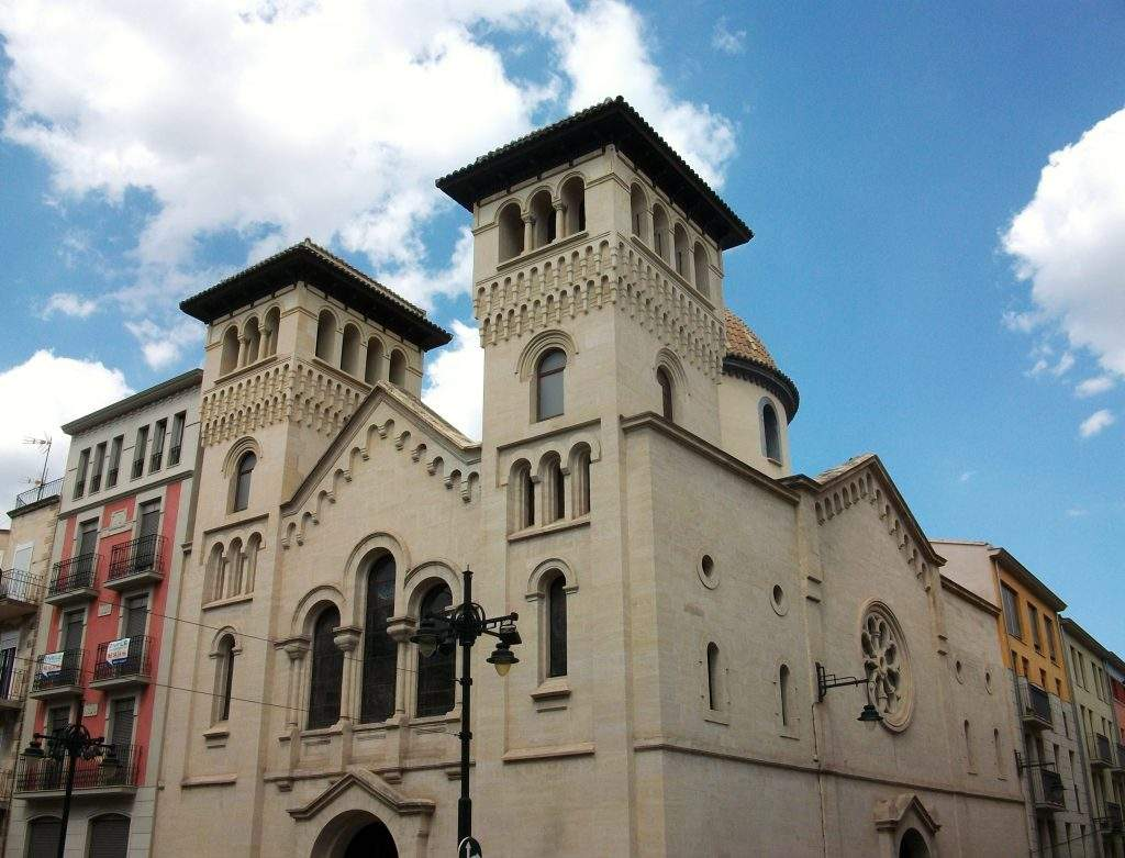 iglesia de sant jordi alcoi