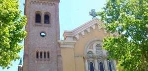 iglesia de sant jordi el prat de llobregat 1