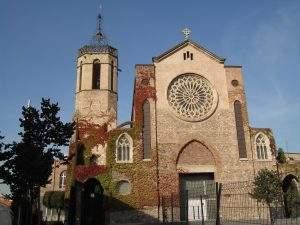 iglesia de sant josep de can bassa granollers