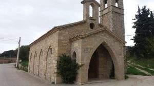 iglesia de sant josep de rofes la llacuna