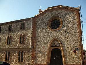 Iglesia de Sant Josep (La Cogullada) (Terrassa)