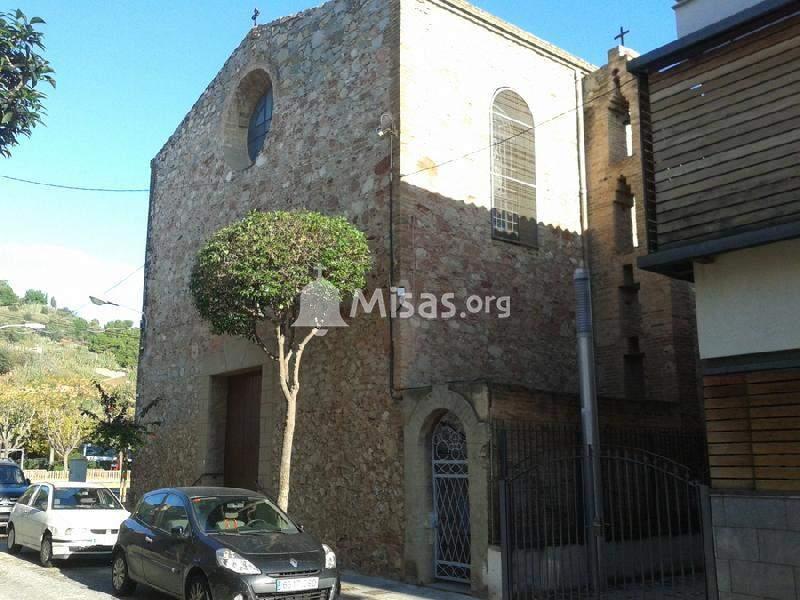 iglesia de sant lluis de manresa badalona