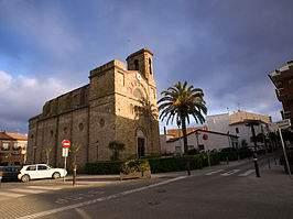 Iglesia de Sant Lluís (Palafolls)