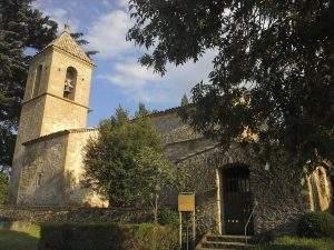 iglesia de sant marti de riudeperes calldetenes