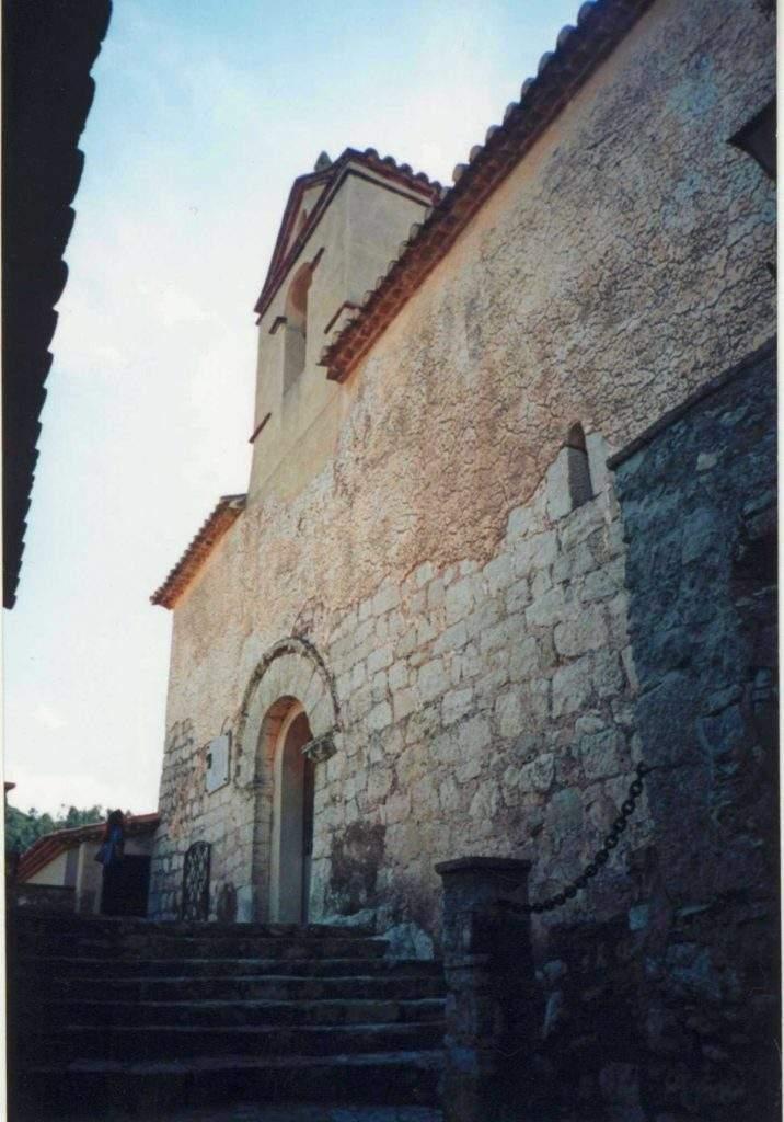 iglesia de sant mateu miramar