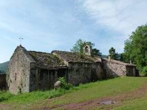 Iglesia de Sant Miquel de Cavallera (Camprodon)