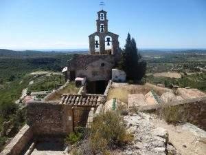 iglesia de sant miquel vespella de gaia