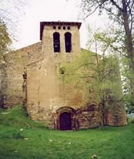iglesia de sant pau de milany vallfogona de ripolles