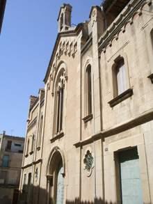 iglesia de sant pere claver verdu