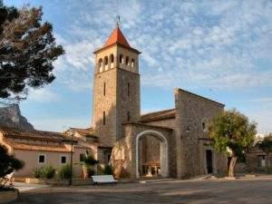 iglesia de sant pere colonia de sant pere 1