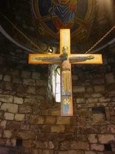 Iglesia de Sant Pere de Montgrony (Gombrèn)