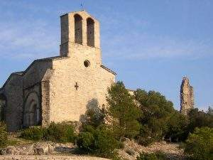 iglesia de sant pere de vilademager la llacuna
