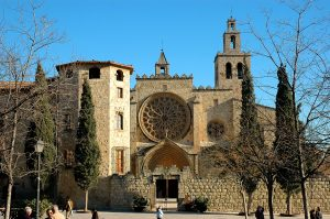 Iglesia de Sant Pere (La Floresta) (Sant Cugat del Vallès)