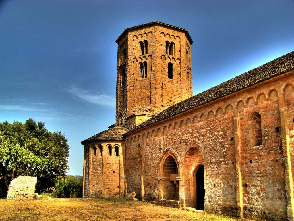 iglesia de sant pere ponts