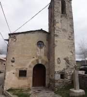 iglesia de sant sebastia mollo