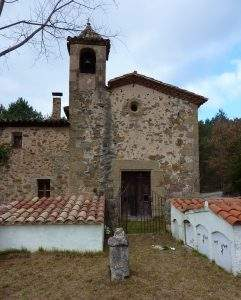 Iglesia de Sant Vicenç de Maçanós (Les Llosses)