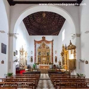iglesia de santa ana ogijares