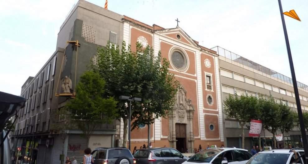 iglesia de santa anna mataro