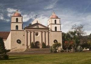iglesia de santa barbara las herrerias