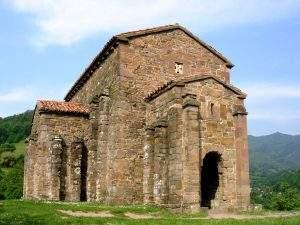 iglesia de santa cristina de lena felgueras 1