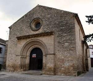 Iglesia de Santa Cruz (Baeza)