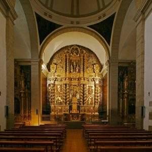 iglesia de santa elena clarisas najera