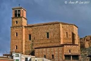 iglesia de santa eulalia arnedo