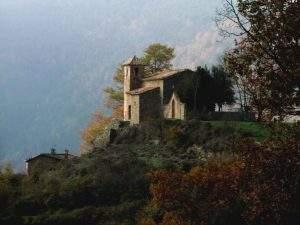 iglesia de santa eulalia de viladonja viladonja