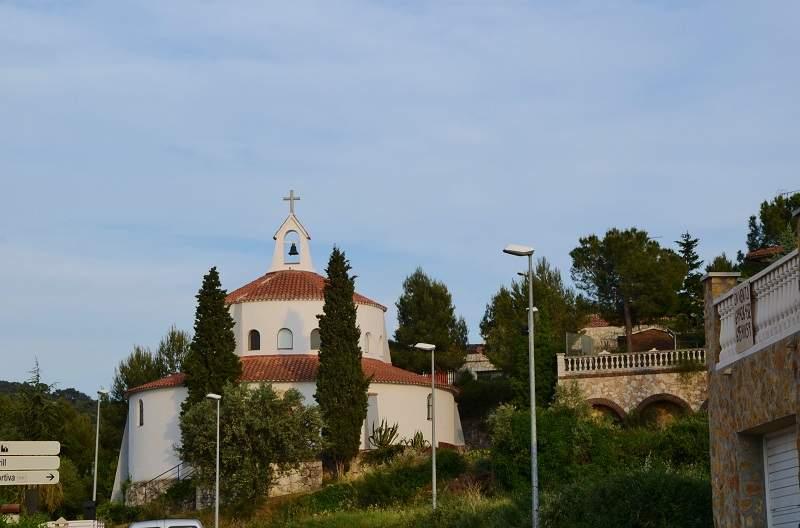 iglesia de santa margarida del penedes cantallops avinyonet del penedes